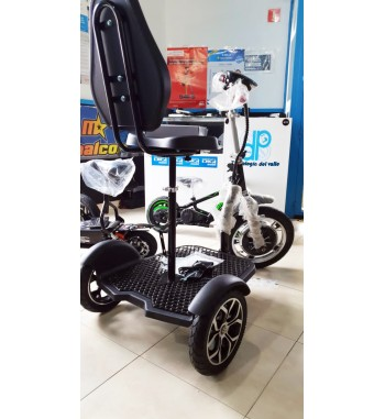 Triciclo eléctrico 500W Brushless