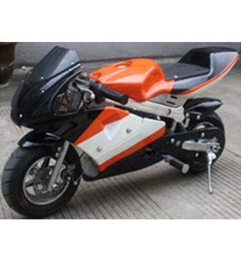 Moto Eléctrica Ducati Style