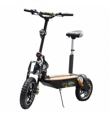 """Patinete eléctrico Stampida 2500W Brushless con rueda taco de montaña 14"""" pulgadas"""