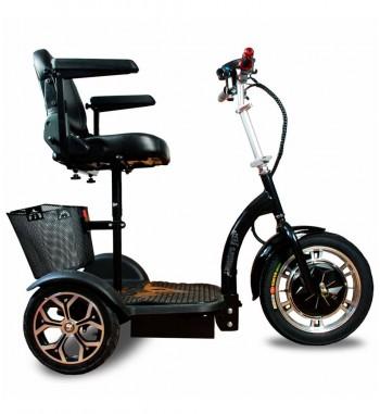 Triciclo eléctrico 500W | Movilidad reducida