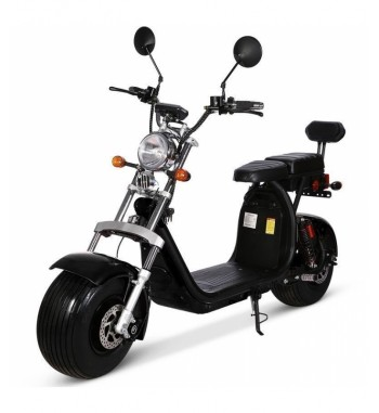 Patinete electrico harley de 1500w MATRICULABLE