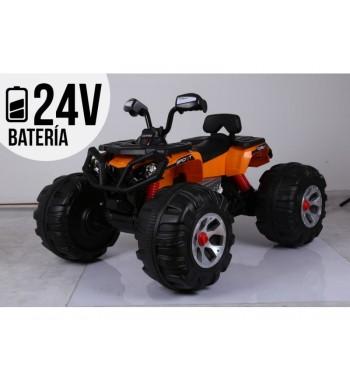 Mini quad eléctrico infantil ATV MONSTER