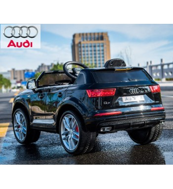 Coche eléctrico niño Audi Q7 | Coche eléctrico niño