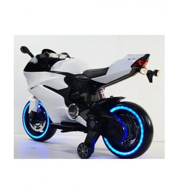 Moto Eléctrica Infantil Tipo Ducati