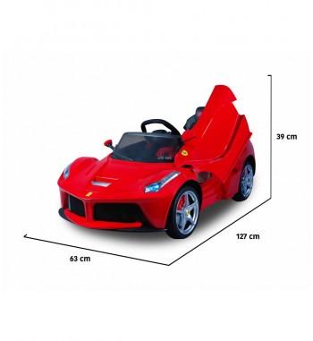Coche eléctrico Ferrari LaFerrari | Coche eléctrico niño