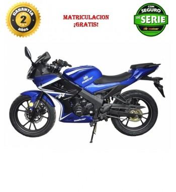 Malcor Furious RR azul