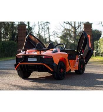 Coche eléctrico Infantil Lamborghini Aventador