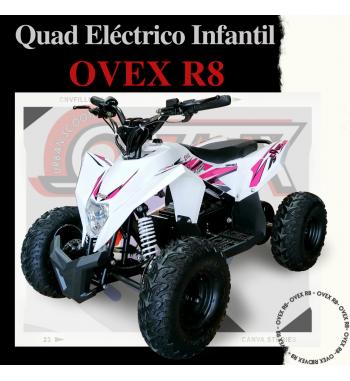 Mini Quad Eléctrico ECO R8