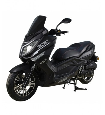 Scooter MCT 125 Negro Mate