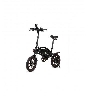 """E-Bike 12"""" con batería LG y pedales EcoExtrem"""